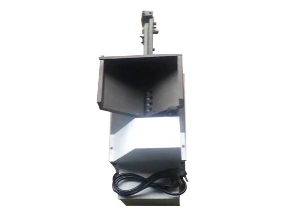 小型滚筒式送料机
